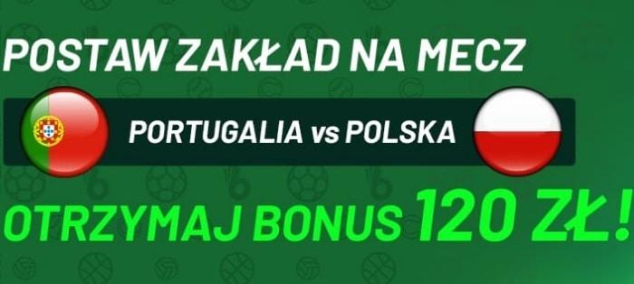Najnowszy bonus na mecz Polaków w TOTALbet