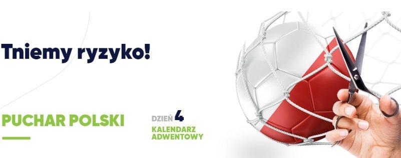 forBET z ofertą specjalną na Puchar Polski