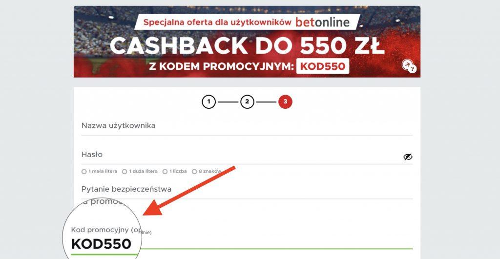 Kod promocyjny BetClic. Premia za rejestrację